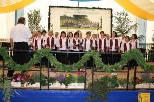 Konzert mit dem Akkordeonorchester