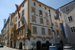 """Passau Glasmuseum Hotel """"Wilder Mann"""""""