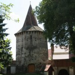 Grossau - Kirchenburg