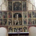 Kirche in Birthälm