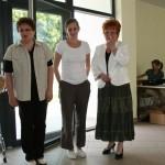 Leiterinnen der Stiftung