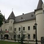 Schloss in Grosskarol